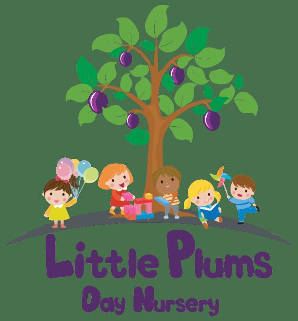 Little Plums Nursery Logo